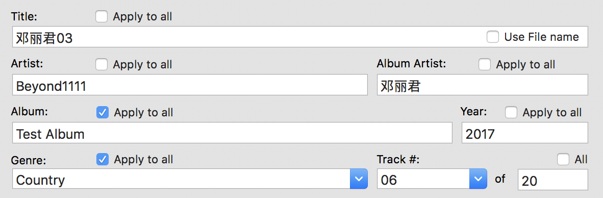 Music Tag Editor, Audio Converter, Mp3, Thumbnail maker   Simple